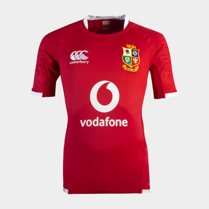 Canterbury British and Irish Lions Pro Shirt 2021 Ladies
