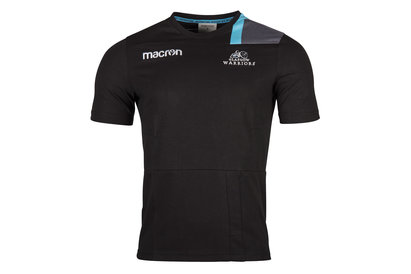 Macron Glasgow Warriors 2017/18 - T-Shirt Voyage de Rugby