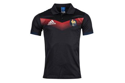 adidas France 2017/18 - Polo de Rugby Présentation