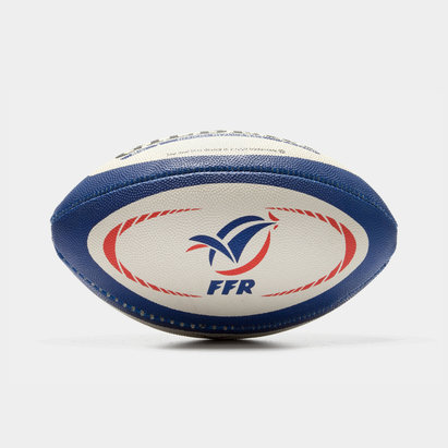 Gilbert France - Mini Ballon de Rugby Réplique Officielle