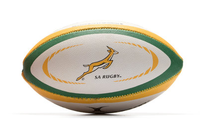 Gilbert Afrique du Sud - Mini Ballon de Rugby Réplique Officielle