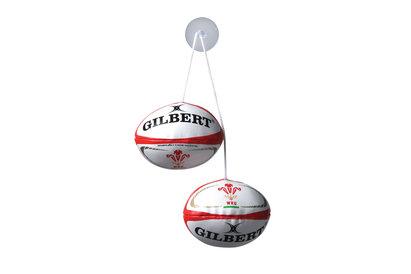 Gilbert Pays de Galles - Set de Ballons à Accrocher