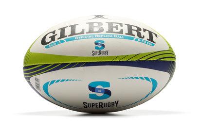 Gilbert - Ballon Super Rugby Réplique Officielle