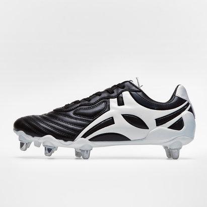 Gilbert Celera V3 Hard Toe 8 SG - Crampons de Rugby 95f6a1f2b71