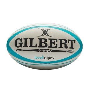Gilbert Revolution X Edition Limitée - Ballon de Rugby Match