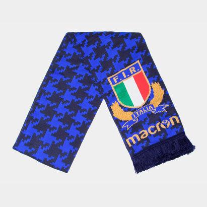 Macron Italie 2017/18 Supporters - Écharpe de Rugby