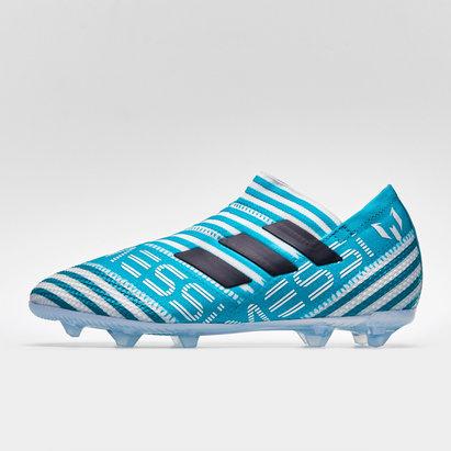 adidas Nemeziz Messi 17+ 360 Agility FG - Crampons De Foot Enfants