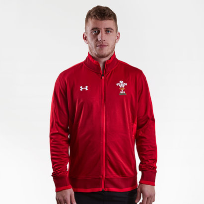 Under Armour Pays de Galles WRU 2017/19 - Veste de Rugby