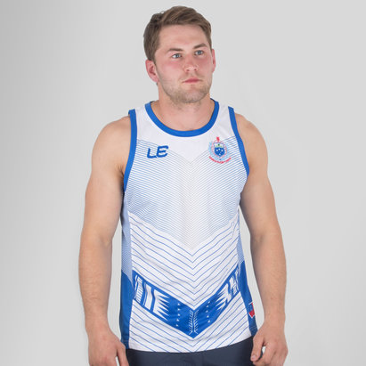 LE Sportswear Samoa 2017 - Débardeur Entraînement de Rugby Joueurs