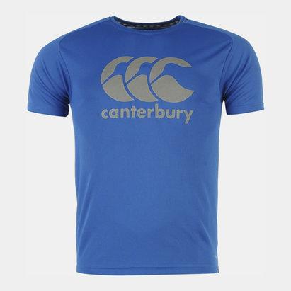 Canterbury Core Vapodri - T-Shirt Poly Logo
