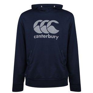 Canterbury Vapodri - Pull de Rugby à Capuche Logo