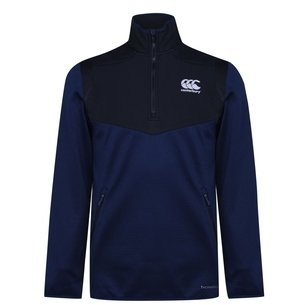 Canterbury Thermoreg Spacer - Haut Polaire Entraînement de course 1/4 Zip