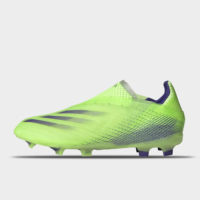 adidas X Ghosted + Junior FG Football Boots Mens
