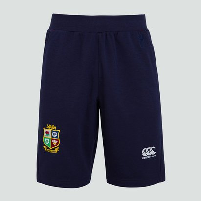 Canterbury British  And  Irish Lions Fleece Shorts Mens