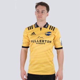 adidas Hurricanes 2018 - Maillot de Super Rugby Domicile
