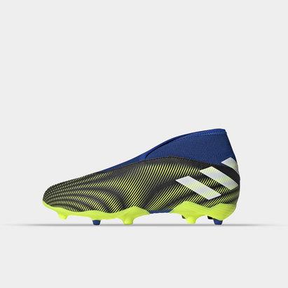 adidas Nemeziz .3 Laceless Junior FG Football Boots