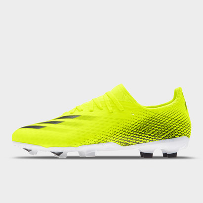 adidas X Ghosted .3 FG Football Boots