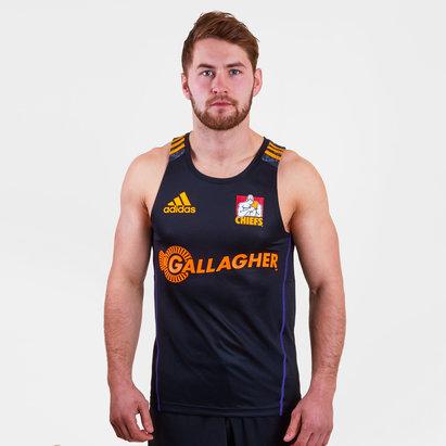 adidas Chiefs 2018 - Débardeur Entraînement de Super Rugby Joueurs