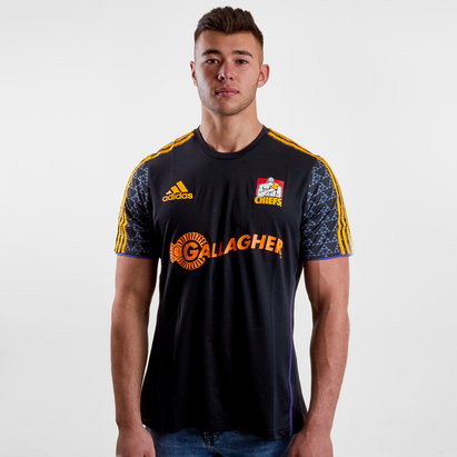 adidas Chiefs 2018 - T-Shirt de Super Rugby Performance Joueurs