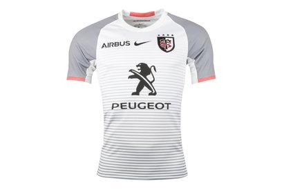 Nike Toulouse 2017/18 - Maillot de Rugby Réplique Alterné