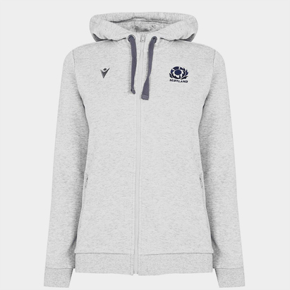 Macron Scotland Cotton Hoodie Ladies