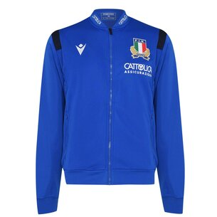 Macron Italy Full Zip Track Jacket Mens