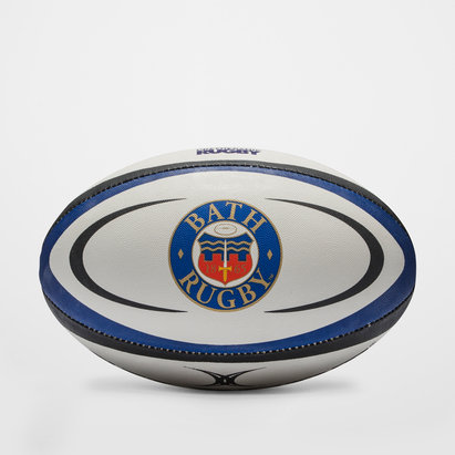 Bath Gilbert - Ballon de Rugby Réplique