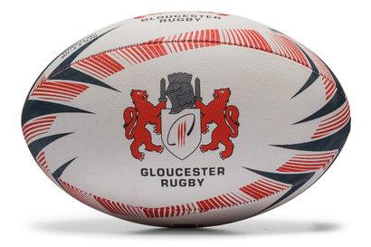 Gilbert Gloucester - Ballon de Rugby Réplique