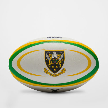 Gilbert Northampton Saints - Ballon de Rugby Réplique