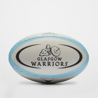 Gilbert Glasgow Warriors - Ballon de Rugby Réplique