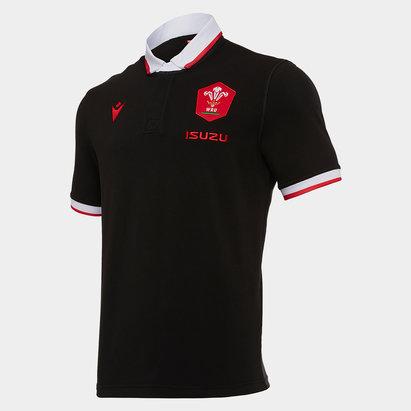 Macron Wales Alternate Classic Shirt 2020 2021