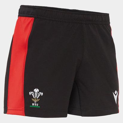 Macron Wales Training Shorts Mens
