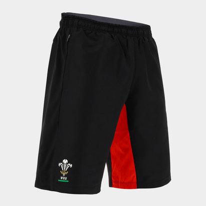 Macron Wales Gym Shorts Mens