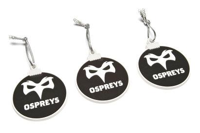 Lot de 3 Décorations de Noël Ospreys
