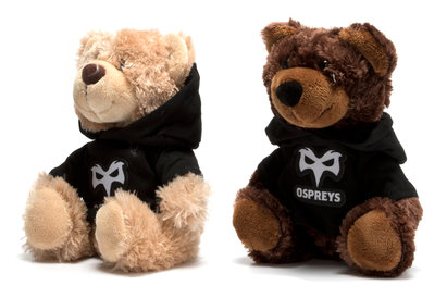 Dezzie L'Ours Petit Ospreys Rugby
