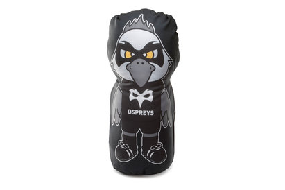 Mascotte Buddie Statuette Large Rugby Ospreys