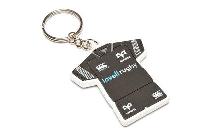 Porte Clé Kit PVC Rugby Ospreys