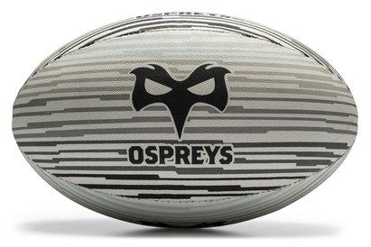 Ballon de Rugby Alterné Supporters Ospreys