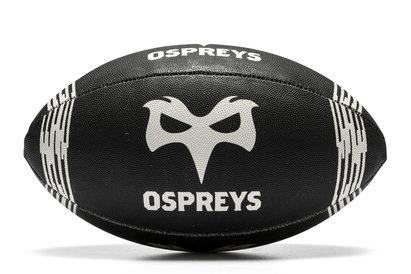Ballon de Rugby Moyen Domicile Supporters Ospreys