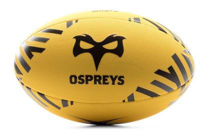 Ballon de Rugby Plage Ospreys