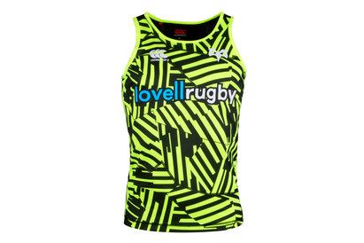 Canterbury Ospreys 2018 - Débardeur Entraînement de Rugby Joueurs