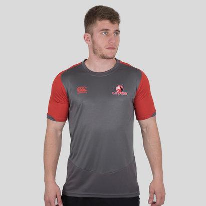 Canterbury Lions 2018 - T-Shirt Entraînement de Rugby Joueurs