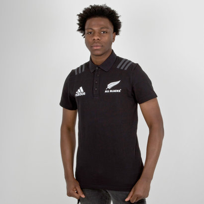 adidas Nlle Zélande All Blacks 2018 - Polo de Rugby