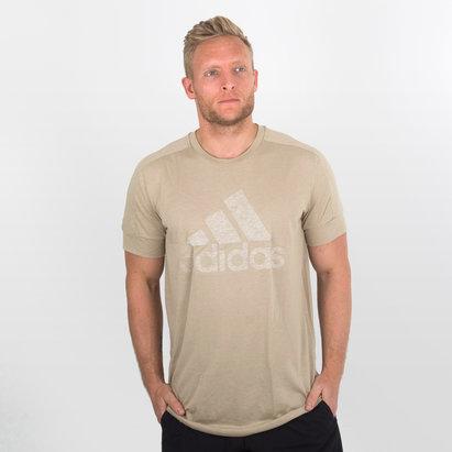 adidas ID Big Logo - T-Shirt