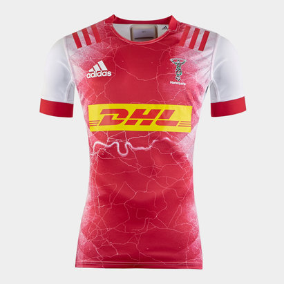 adidas Harlequins 2020/22 Away Authentic S/S Shirt