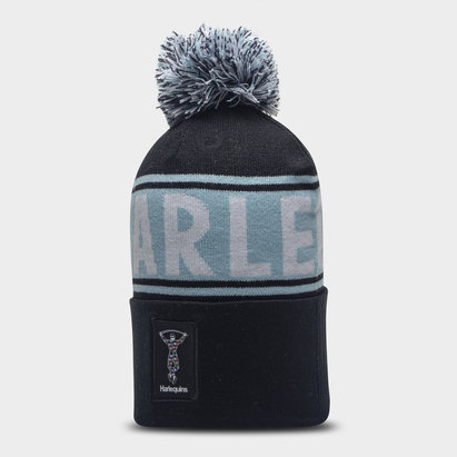 adidas Harlequins 2020/21 Bobble Hat