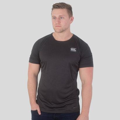 Canterbury Vapodri+ - T-Shirt Entraînement Super Léger Petit Logo