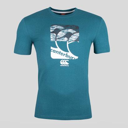 Canterbury Vapodri - T-Shirt Graphique