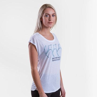 Canterbury Vapodri Femmes - T-Shirt Lâche