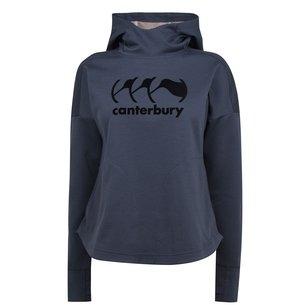 Canterbury Vaposhield - Sweat de Rugby Zip Polaire Femmes